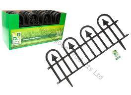 garden edging fence. Flexible-Plastic-Garden-Border-Fence-Lawn-Grass-Edge- Garden Edging Fence
