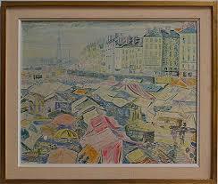 Michel Noury - art auction records