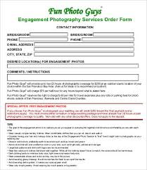 Photography Services Contract Awesome 48 Photography Contract Templates Free Sample Example Format