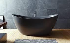 solid stone bathtub