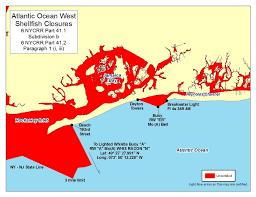 Shellfish Closures Nys Dept Of Environmental Conservation