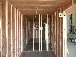 Container Office Design Simple R48 Fiberglass Insulation Container Home Pinterest Insulation