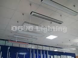 parabolic light fixtures office lighting. Ft Pendant T Office Light Fixture,T Fluorescent Hanging Parabolic Fixtures Lighting