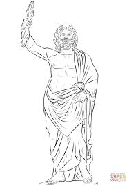 You have the choice ! Zeus Greek God Coloring Page Free Printable Pages Mythology Mario For Kids Spongebob Mickey Mouse Disney Adult Minecraft Lol Colouring Flower Oguchionyewu