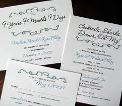 Examples Of Wedding Reception Invitations