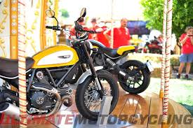 ducati bologna birthday bash for the scrambler of course