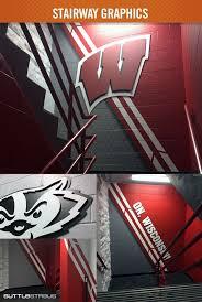 University Of Wisconsin Graphic Design Blog Sports Facility Inspiration Design Stairways