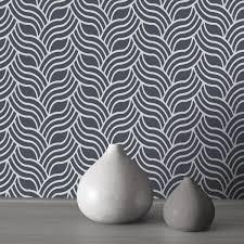 muriva 601535 room on silver art deco wallpaper uk with precious silks art deco silver slate blue wallpaper muriva