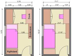 ... Magnificent Small Room Layout 25 Best Images About Small Bedroom Layouts  On Pinterest ...