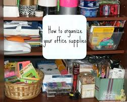 how to organize office space. Organize Office Space Design Organizing Ideas Supplies Kitchen How To