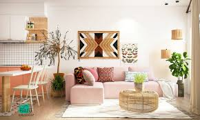 U Interior Design 6 Important Elements In A Bohemian Style Home Interior