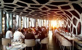 Le 7 Restaurant Panoramique La Cité Du Vin