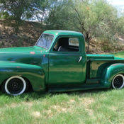 1951 chevy 3100 short bed v8 ifs 1951 chevy truck pick up short bed air bags 3100 chevrolet