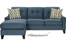 blue sleeper sectional. Unique Sleeper Cindy Crawford Home Madison Place Indigo 2 Pc Sleeper Sectional  Sleepers  Blue For Blue Rooms To Go