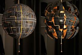 you can also make this cool star wars star lamp