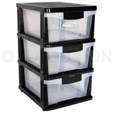 plastic storage drawers. Image Is Loading Plastic-Storage-Drawers-Shelf-3-Levels-with-Slide- Plastic Storage Drawers T