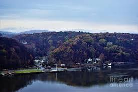 Wall Art - Photograph - Hudson River Scene by Merle Grenz #affiliate ,  #sponsored, #AFF, #Photograph, #Art, #Merle, #Hudson in 2020 | River,  Photographer, Outdoor