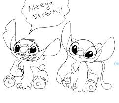 Stitch And Angel Coloring Pages At Getdrawingscom Free For