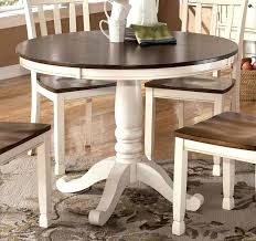 white round kitchen table and chairs inspiring white round kitchen table best ideas about white white