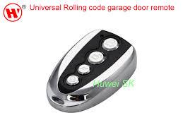 big head plc style universal rolling code garage door remote 433 92mhz 型 号 sk 218