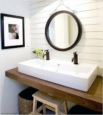 double sink trough small above counter bathroom sinks no room for a double sink vanity pertaining double sink trough trough sinks for bathrooms
