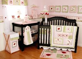 baby girl room rugs baby baby girls room decoration with dark wooden crib and cute rug