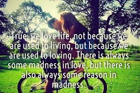 Crazy Love Quotes Magnificent 48 Crazy Love Quotes For Her Him To Do Silly Things With Images