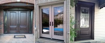 modern fiberglass entry doors. entrance door-woodgrain rustic fiberglass front single door with 2 iron art design installed by modern entry doors -