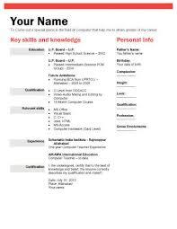 Format Of Biodata For Interview 4 Proto Politics