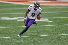 Lamar Jackson named NFL's No. 1 ...