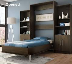 Coolest Murphy Bed Ikea Queen B55d On Excellent Decorating Home