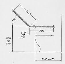 disabled toilet australian standards. stainless metal craft range of grab rails disabled toilet australian standards