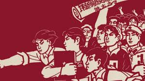 Image result for maoist cultural student revolution