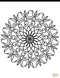 Bloemen Kleurplaten Leuk Voor Kids Idee Bloem Kleurplaat Simpel20