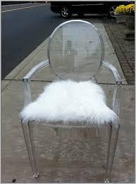 Philippe Starck Ghost Chair Cushions