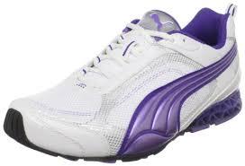 PUMA Women s Cell Cerano Sneaker <b>White Dahlia</b> Prism Violet 8 5 ...