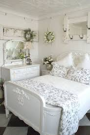 Romantic Shabby Chic Bedroom Decor And Furniture Inspirations 62