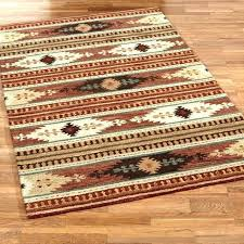 area rugs southwestern design washable area rugs target