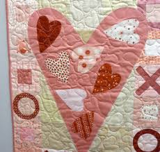 Learn to quilt with your home sewing machine - Notions - The ... & All over hearts (Judy's February quilt) Adamdwight.com