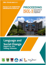 Maybe you would like to learn more about one of these? Pdf Proceeding 3 Rd International Seminar On Linguistics Isol 3 Language And Social Change Handoko Handoko Djusmalinar Djusmalinar And Moniek Van Rheenen Academia Edu