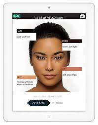 Iman Makeup Color Chart Apple Beauty App Iman Cosmetics Africa
