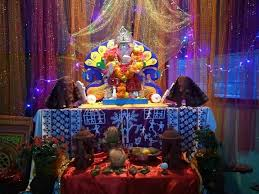 ganesh chaturthi decoration tips ideas ganpati decor theme pictures