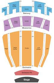 Ovens Auditorium Seating Chart Ovens Auditorium Seating Chart With Seat Numbers