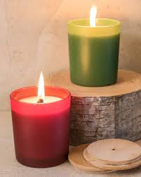 Fir Forest Scented Italian Candle Main