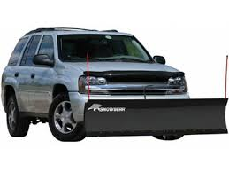 snowbear home series snow plows realtruck com snowbear snow plows are great for suvs