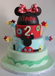 Minnie Mouse Clubhouse Cake Lil Miss Cakes
