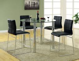 Chromcraft Furniture Kitchen Chair With Wheels Kitchen Table Chairs With Wheels Kitchen Table Chairs Wheels