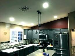 convert recessed light to led 4 lighting trims inch the can converter ideas kitchen and ceiling