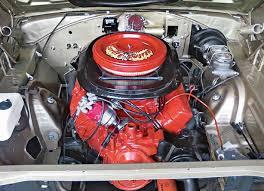 Mopar Engine Color Chart Mopar A Body Engines