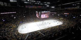 Bridgestone Arena Section 308 Nashville Predators
